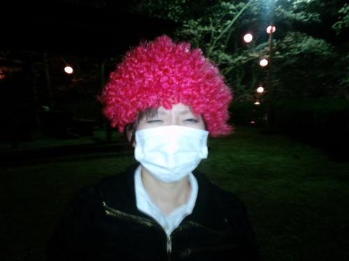 花粉症なんですよっ
